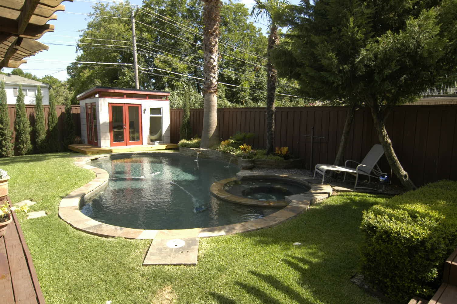 Small pool backyard ideas mystical designs and tags - Expert tips small swimming pools designs ...
